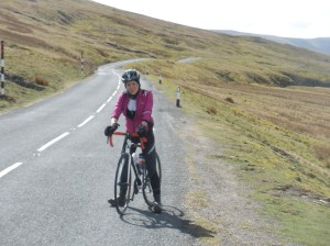 Posing on Buttertubs